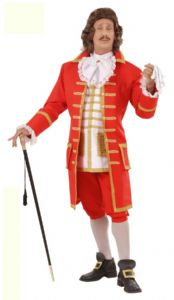 Deluxe Peter The Great Costume